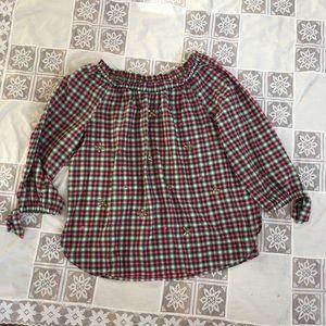 Rafaella blouse size XL